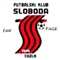 Site icon for Sloboda Tuzla fan page