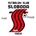 Site icon for Sloboda Tuzla fan page